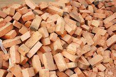 Free Red Brick Royalty Free Stock Photos - 13579828