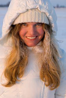 Free Beautiful Girl In Rime Stock Photo - 13580090