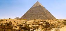 Free Egyptian Pyramid Stock Photo - 13580270