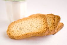 Free Dry Bread Royalty Free Stock Image - 13580346