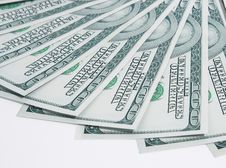 Free Stack Of American Dollars Stock Images - 13580614