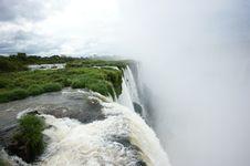 Free Iguacu Falls Stock Photography - 13581242