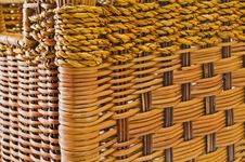 Free Basket Texture. Stock Photography - 13581542