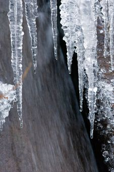 Free Icicles Royalty Free Stock Image - 13582656