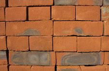 Free Red Bricks Stock Image - 13582781