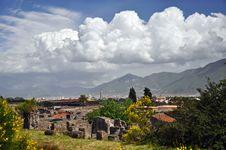 Free New Pompeii Royalty Free Stock Image - 13583296