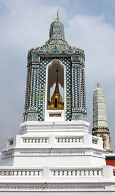 Free Temple In Bangkok Stock Images - 13583444