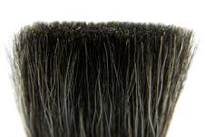 Free Flat Paint Brush Hair Stock Photos - 13583503