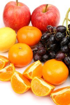 Free Fresh Fruit Royalty Free Stock Photo - 13583585