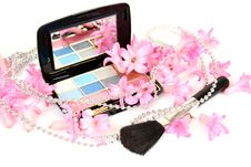 Free Decorative Cosmetics Royalty Free Stock Photo - 13585355