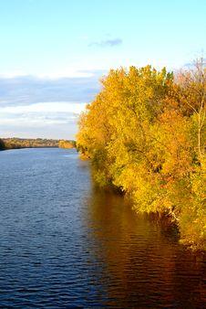 Free Grand River 002 Stock Photos - 13589273