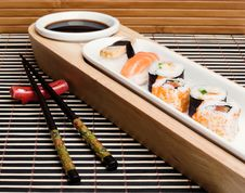 Free Tasty Sushi Stock Photos - 13589303