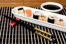 Free Sushi Stock Photography - 13589332