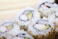 Free Sushi Stock Images - 13589784