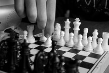 Free Chess, Indoor Games And Sports, Games, Board Game Royalty Free Stock Photo - 135806645