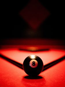 Free Red, Billiard Ball, English Billiards, Indoor Games And Sports Royalty Free Stock Image - 135806916