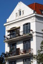 Free Balconies Royalty Free Stock Photography - 13598987