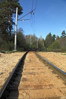 Free Railway Stock Photo - 13590260