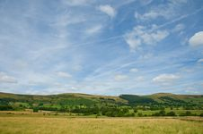Free Hills Of Derbyshire Royalty Free Stock Photography - 13590277