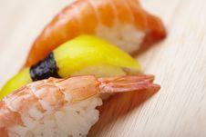 Free Sushi Royalty Free Stock Photos - 13590638
