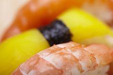 Free Sushi Stock Image - 13590851