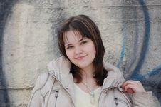 Free Teen Girl Stock Photo - 13591890