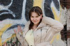 Free Teen Girl Stock Photo - 13591930