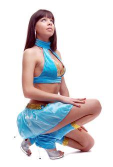 Free Go-go Dancer Stock Photos - 13592123