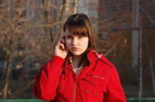 Free Teen Girl Royalty Free Stock Image - 13592146