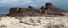 Free Stones Of Timna Park Royalty Free Stock Photos - 13592188