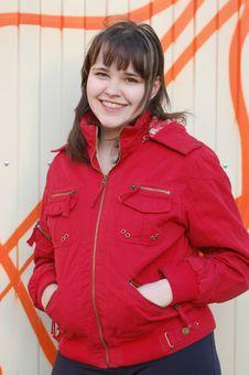 Free Teen Girl Royalty Free Stock Photos - 13592278