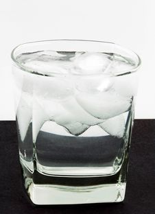 Free Glass Of Ice Water Stock Images - 13592394