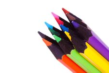 Free Color Pencils Stock Photo - 13592790