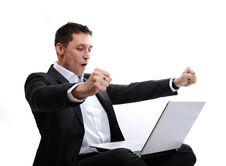 Free Businessman Stock Photos - 13594853