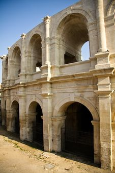 Free Historical Roman Arena In Arles Royalty Free Stock Photo - 13595565