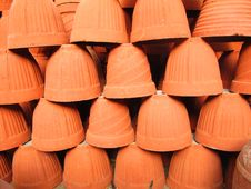 Free Clay Pots Royalty Free Stock Photography - 13595957