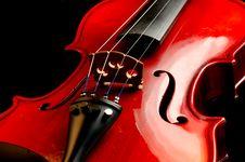 Free Violin Stock Image - 13597641