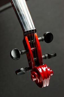 Free Violin Royalty Free Stock Photo - 13597665