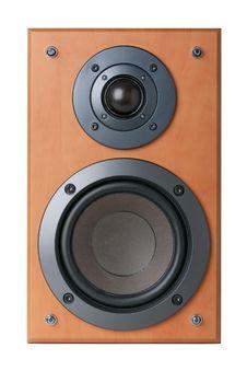 Free Wood Speaker Stock Photos - 13597753