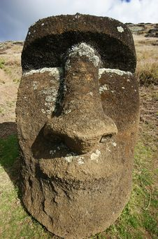 Free Easter Island Stock Images - 13597864