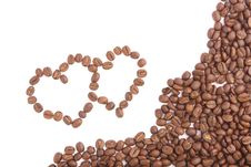 Free Coffe Bean Royalty Free Stock Photography - 13597867