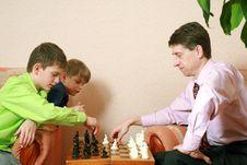 Free Playing Chess Stock Photo - 13598020