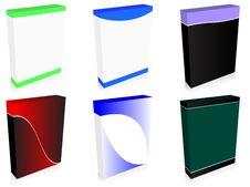 Free Set Of Boxes Stock Image - 13598381