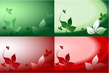 Free Leafy Wallpaper Stock Photos - 13598603