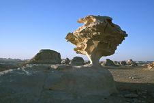 Free White Desert Formations Stock Photos - 13599253