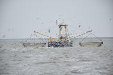 Free Sea, Boat, Fishing Vessel, Ship Stock Image - 135982281