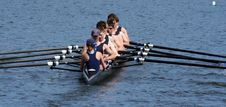 Free Rowing, Oar, Boating, Coxswain Stock Images - 135982824