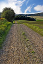 Free Dirt Road Royalty Free Stock Photography - 1360877