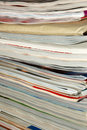 Free Magazines 2 Stock Photography - 1361492