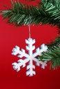 Free Snowflake Ornamant Stock Photos - 1361503